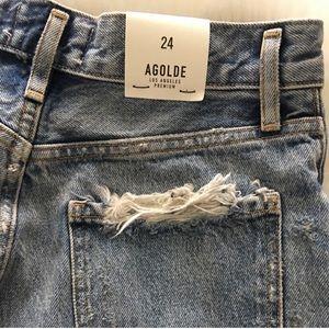 Agolde Shorts - Agolde | Dee Short